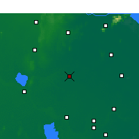 Nearby Forecast Locations - Shuyang - Map