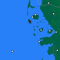 Nearby Forecast Locations - Amrum - Map