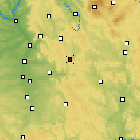 Nearby Forecast Locations - Velden - Map