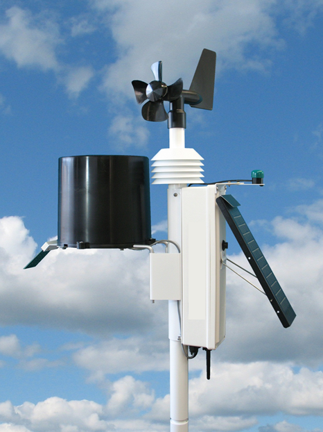 Buy a weather station